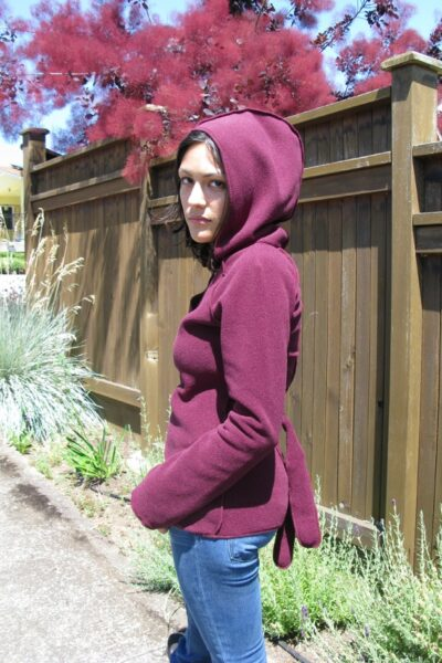 Eco-Fleece Hoody